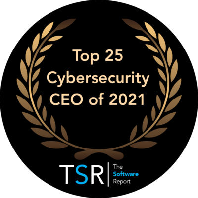 TSR Top 25 Cybersecurity CEO